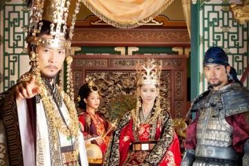 ซีรี่ย์เกาหลี Dream of the Emperor ชุนชู ยอดบุรุษพิทักษ์แผ่นดิน พากย์ไทย EP.1-70 (จบ)