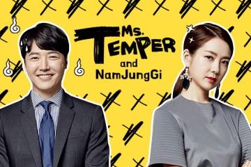 ซีรีย์เกาหลี Ms.Temper & Nam Jung Gi ซับไทย Ep.1-16 (จบ)