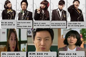 ซีรี่ย์เกาหลี Master Of Study เปิดตำราปราบเด็กแสบ พากย์ไทย Ep.1-15 (จบ)