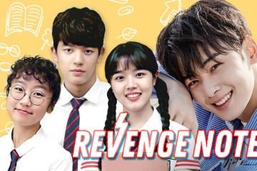 ซีรี่ย์เกาหลี Revenge Note1 ซับไทย Ep.1-11 (จบ)