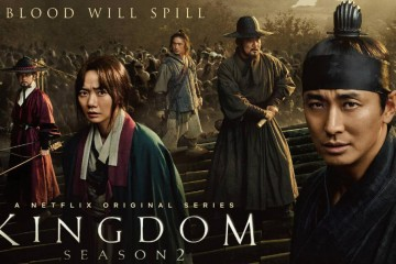 ซีรี่ย์เกาหลี Kingdom Season2 ผีดิบคลั่ง บัลลังก์เดือด ซับไทย Ep.1-6 (จบ)