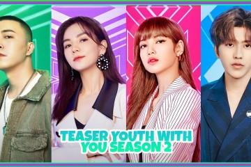 รายการ Youth With You Season 2 (2020) วัยรุ่นวัยฝัน ซีซั่น 2 ซับไทย Ep.1-7