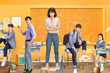 ซีรี่ย์จีน High School Big Bang คุณครูมือใหม่ ปราบก๊วนแสบ ซับไทย Ep.1-7