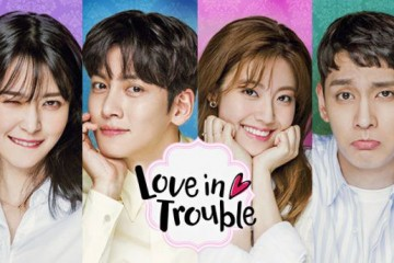 ซีรี่ย์เกาหลี Love in Trouble (Suspicious Partner) พากย์ไทย Ep.1-22