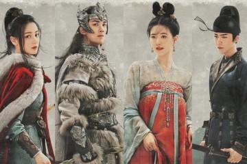 ซีรี่ย์จีน The Long March of Princess Changge (2021) สตรีหาญ ฉางเกอ ซับไทย Ep.1-49 (จบ)