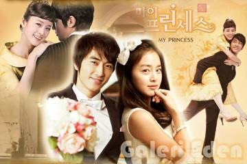 ซีรี่ย์เกาหลี My Princess สูตรรักฉบับเจ้าหญิง ซับไทย Ep.1-16 (จบ)
