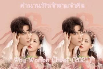 ซีรี่ย์จีน Why Women Cheat (2021) ตำนานรักเจ้าชายจำศีล พากย์ไทย