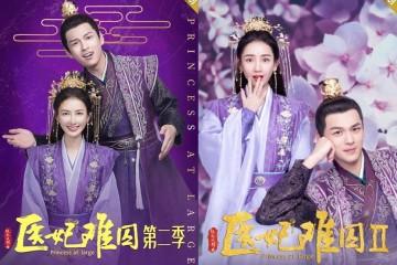 ซีรี่ย์จีน Princess at Large 2 พระชายาลอยนวล ภาค 2 ซับไทย Ep.1-15 (จบ)